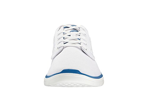 Vans Mens Iso 2 Tweed Casual Shoes (1966) True White / Blue