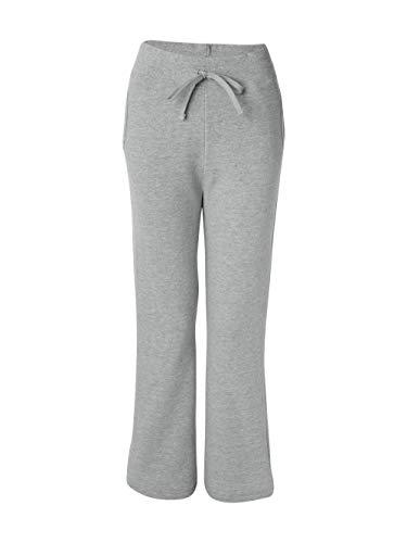 Ladies Blend - Gildan Activewear Ladies' Heavy Blend Yoga Style Sweatpants, 2XL, Sport Grey