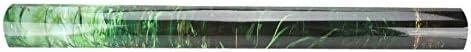 Cartel de Fondo de Tanque de Peces de Acuario Papel Adhesivo de PVC Decoración Papel Verde Agua Estilo Acuático como Real 5