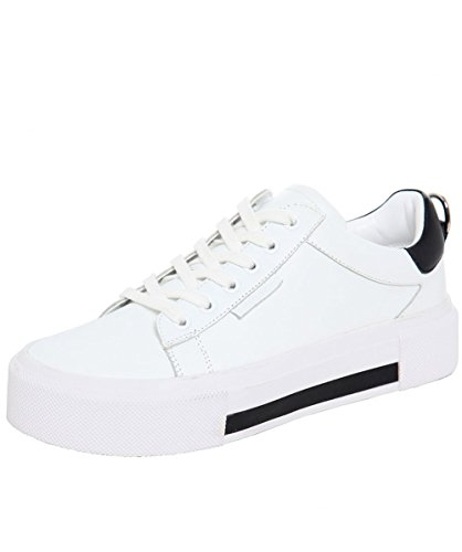 Kendall and Kylie Women's Tyler Lace Up Trainers UK 7 White
