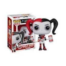 pop! DC Comics Harley Quinn (Roller Derby version)