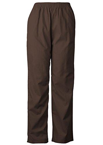 Unisex 2 Pocket Scrub Pants - 8