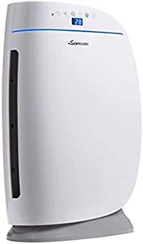 Sancusto True HEPA 323-538 sq.ft Room Air Purifier for Home