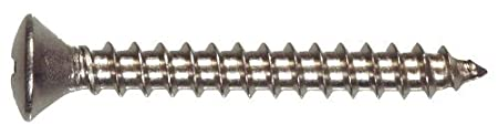 The Hillman Group 8276 Sheet Metal Screw 12 X 2-Inch