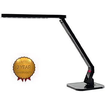Satechi Smart Led Desk Lamp With Touch Control Dimmable