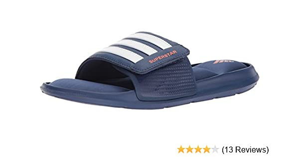 25e1ef663898ef adidas Men s Superstar 5G Slide Sandal