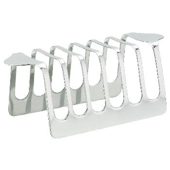 Horwood Homewares ST51 6-Slice Toast Rack Tableware Toast Racks