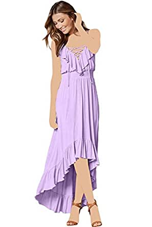 Lilac Special Occasion Dress For Women