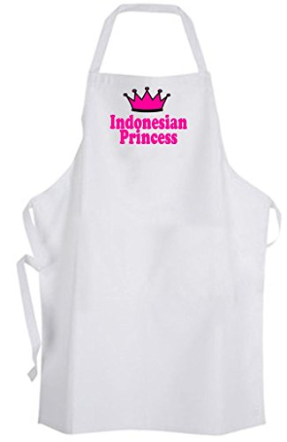 Indonesian Princess – Adult Size Apron – Indonesia by Aprons365