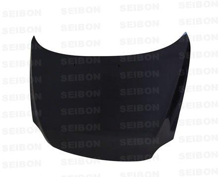 (Seibon Carbon Fiber OEM-Style Hood Scion TC 05-08)