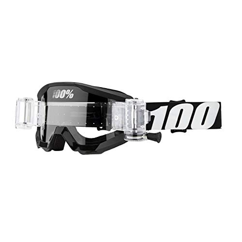 - 100% Strata SVS Roll-Off Goggles (Outlaw)