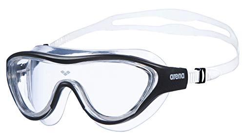 ARENA The One Gafas De Natación, Unisex Adulto, Clear/Black, Talla Única