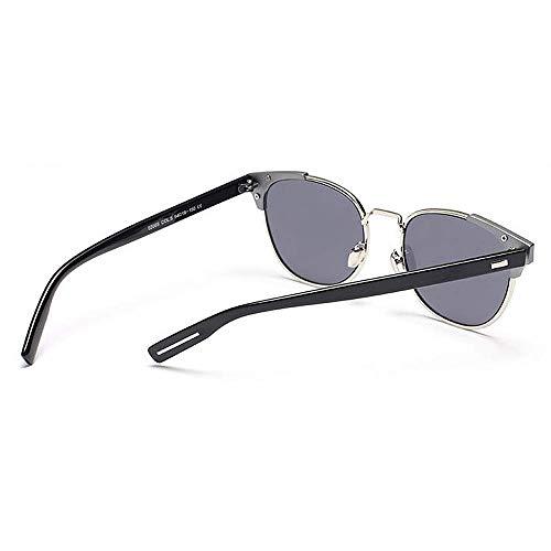Viajar Libre Aire Marco Gu de de Protección C6 Exquisito Gafas UV Completo Gato metálico de Ojos Color al Peggy Conducción Sol Lente Rw4Uxq4