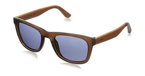 Amazon.com: Tommy Hilfiger Mens th1313s Wayfarer anteojos de ...