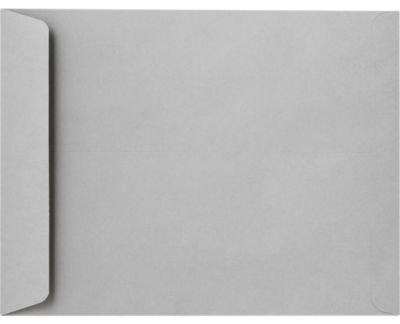 11 x 17 Jumbo Envelopes - 28 lb. Gray Kraft (50 (Kraft Open Side Expansion Envelope)