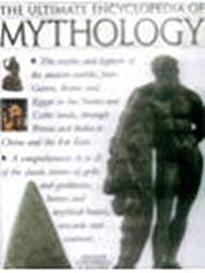 The Ultimate Encyclopedia of Mythology, Arthur Cotterell Rachel Storm, New Boo