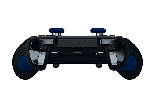 Razer Raiju - Next-Gen Premium Gaming Controller for PlayStation 4 - Fully-Programmable Hyper-Responsive Buttons, Blue by Razer (Image #2)