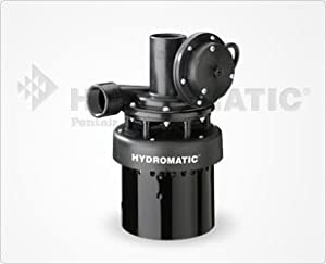 Hydromatic Hpusp125 Under Sink Utility Pump Sump Pumps