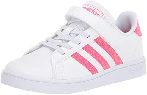 adidas Unisex-Child Grand Court Sneaker