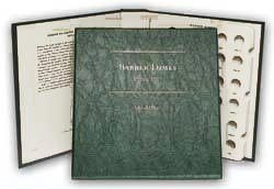 Littleton Barber Dimes 1892-1916 Album LCA60 by Littleton ()