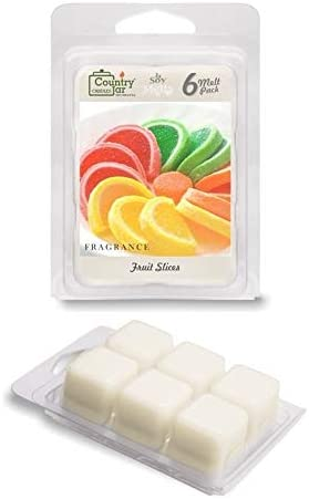 Fruit Slices Scented Wax Melt
