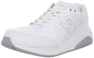 New Balance Men's MW928 Walking Shoe,White,7 4E US