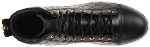 Diesel Heren Tempus Diamond Fashion Sneaker Zwart