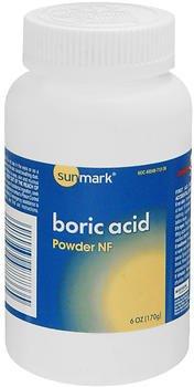 Sunmark Sunmark Boric Acid Powder, 6 ()