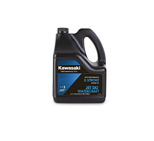Kawasaki OEM Performance 2-Stroke Jet Ski® Watercraft Oil by Kawasaki. OEM W61020-305 (Jet Ski Performance Parts)