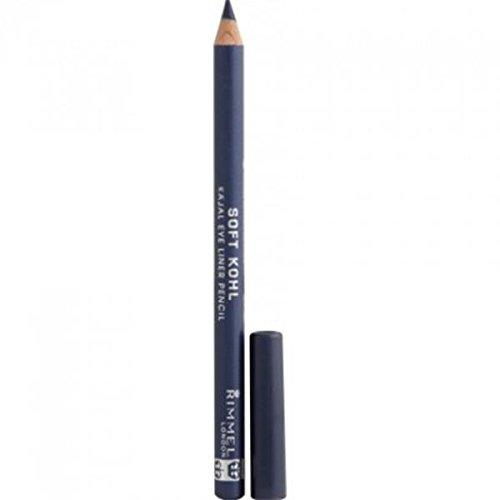 Rimmel London Soft Kohl Kajal Professional Eye Pencil, Denim