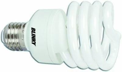 Blinky lampade basso consumo minispiral calda e w