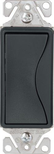 EATON 9501SG Core Aspire Rocker Switch, 120/277 Vac, 15 A, 1 P
