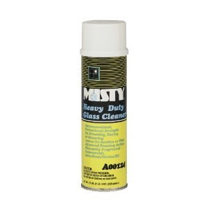 Misty AMR A124-20 20oz Heavy Duty Glass Cleaner