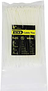 Sweepstakes: 6 inch Zip Ties - Heavy Duty Cable Ties