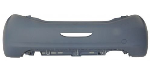 Trade Vehicle Parts PG4028 Rear Bumper Primed Fits 3 /& 5 Dr Models No Pdc