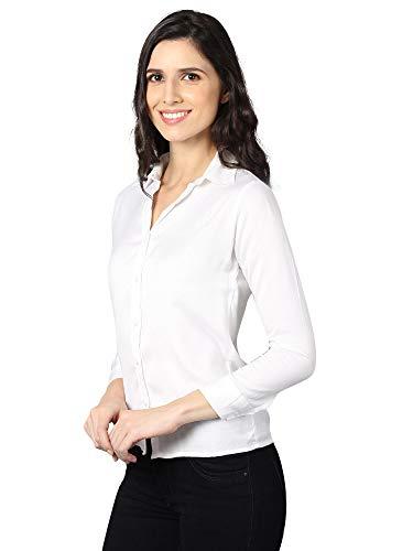 Wave Girls Women's Rayon Plain Shirt