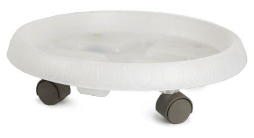 plastec-pcd16c-classic-caddy-plant-saucer-16-inch-clear
