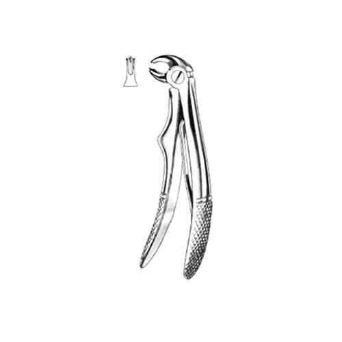 Comdent 01-166-klein Extracting Forceps, KLEIN Commic International Limited