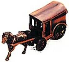 (Antique Pencil Sharpener: Buggy w/ Horse(3.5