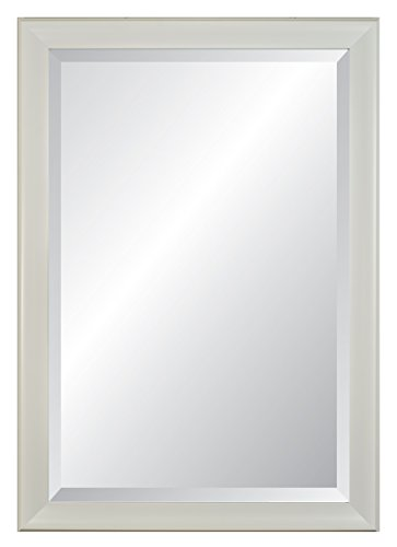 Lakeside Frame Wall Mirror Bevel: Yes (Alpine Mirror)