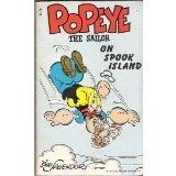 Popeye the Sailor on Spook Island