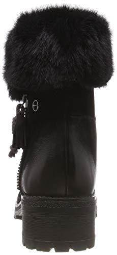 26436 98 Comb Black Neige 21 Noir de Bottes Tamaris Femme Z4TOwddq