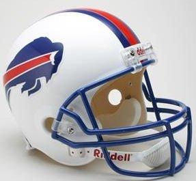 Riddell BUFFALO BILLS 1976-1983 NFL Full Size REPLICA Throwback Football Helmet