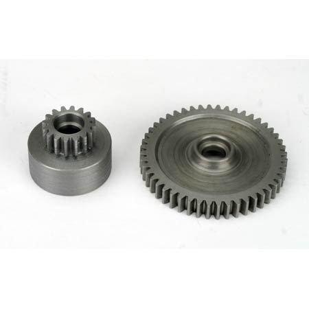 Rce Parts - Robinson Racing Products 7048 Sav 0.25 Steel Combo, 48T/16T