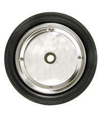"""TRAINING WHEEL REPLACEMENT WHEEL ACTION 5-1/2"""""""