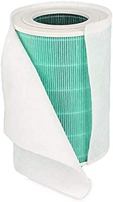 RETYLY 6 Unids 68X30Cm Algodon Electrostatico para Mi Purificador ...