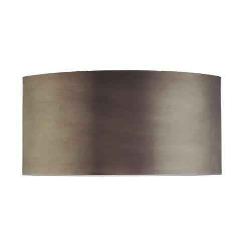 Sonneman 1880.24, Dianelli Wall Sconce Lighting, 2 Light, 40 Total Watts, Rubbed Bronze (Sconce Sonneman Silver)