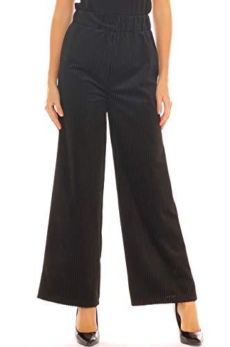 Luanaromizi Pantalon Femme Femme Luanaromizi Noir Pantalon wSq1OvfY