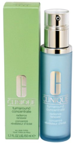 - Clinique - Turnaround Concentrate Radiance Renewer - All Skin Types (1.7 oz.) 1 pcs sku# 1899004MA