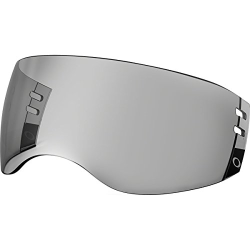 Oakley Aviator Pro Cut Visor Adult Hockey Helmet Accessories - Grey/One Size